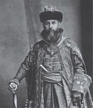 Боярин Федор