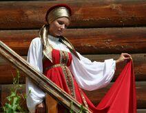 Мария Фроловна