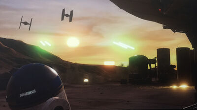 'Star Wars: Trials on Tatooine' VR Experience Hands-On Impressions