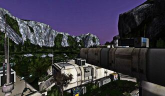 Toria Colony