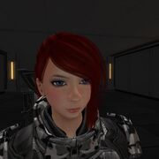 Snapshot 2157 Rise of Humanity, Toria (43, 93, 218) - Adult
