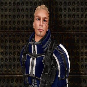 Mass Effect Spencer