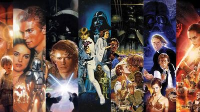 Ranking All the Star Wars Films (Including 'Solo')