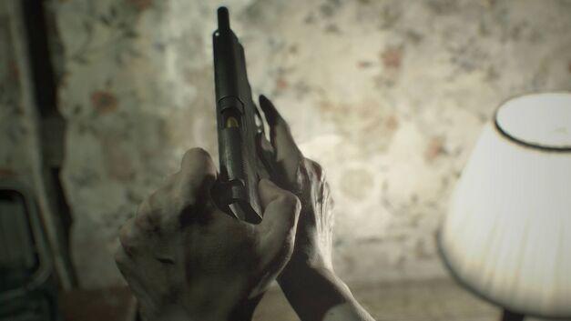 Resident Evil VII New Trailer 7 Biohazard Gun