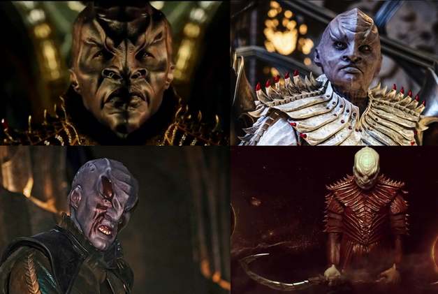 Discovery Klingons