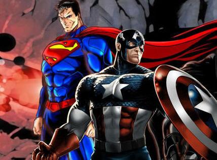 superman-vs-captain-america