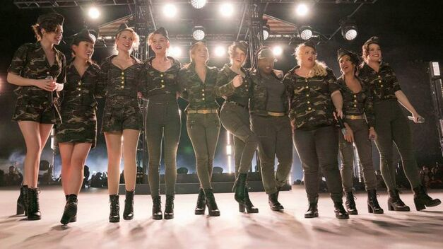 Pitch Perfect 3 USO