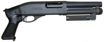 Sss shotgun