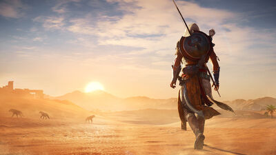 The Most Important Facts From the 'Assassin's Creed Origins' Book