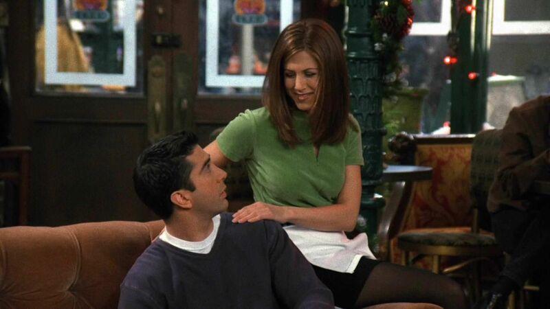 friends season 03 episode 10 The One Where Rachel Quits Rachel and Ross