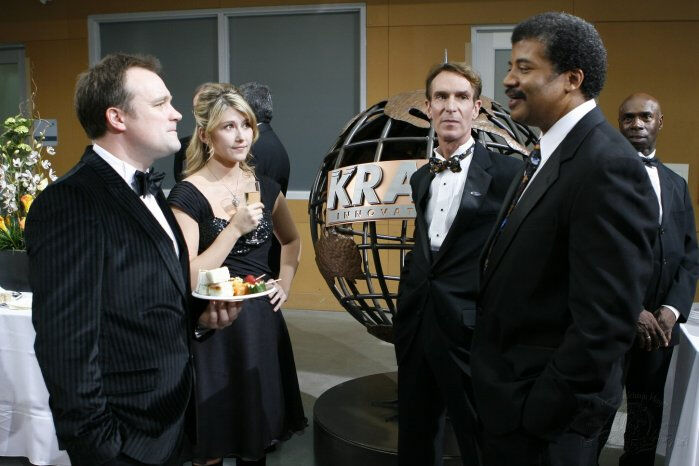 Astrophysicists meet at the ball