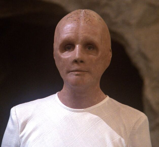 Star Trek Ancient Humanoids