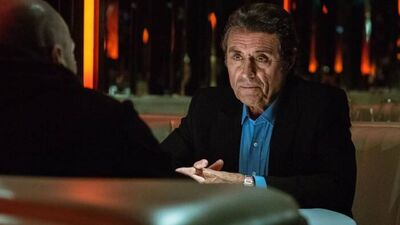 Interview: Ian McShane on the Powerful and Personal 'Jawbone'