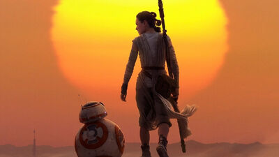 The Secret History of Rey in 'Star Wars: The Force Awakens'