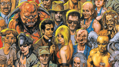 Five Villains We Can't Wait to See in AMC's 'Preacher'