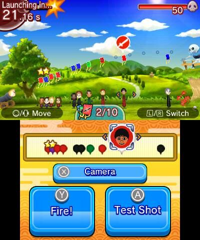 Best New 3DS StreetPass games