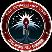 Endeavour patch 01