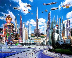 Megatropolis