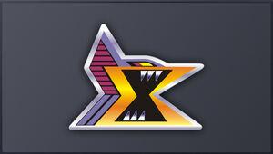 Megaman X Maverick Symbol by RyuLi
