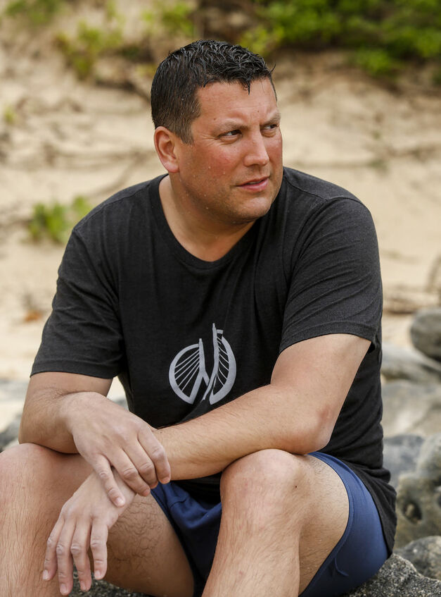 Bret LaBelle Survivor season 33 Gen Xers Takali tribe