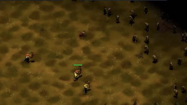 They Are Billions archer ranger clear map