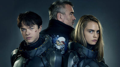 Luc Besson on What Connects 'Valerian' and 'The Fifth Element'
