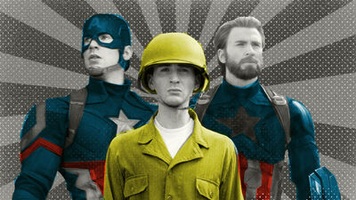 Captain America Never Should Have Worked -- Here's How They Made Us Love Him