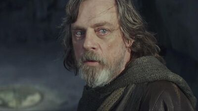 EXCLUSIVE: Mark Hamill On What a Luke Skywalker Spin-Off Would Look Like