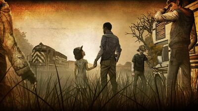 Catching Up With Telltale's 'The Walking Dead' - Part 1