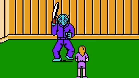 Image result for friday the 13th nes