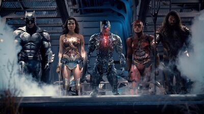 The 'Justice League' Trailer Is Here and Everybody's Freaking Out