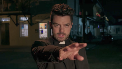 'Preacher' Comic-Con Panel Was a Perverse Party That Included Seth Rogen
