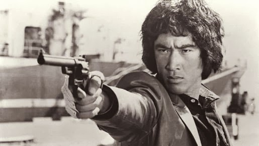 Yusaku Matsuda, Japanese actor