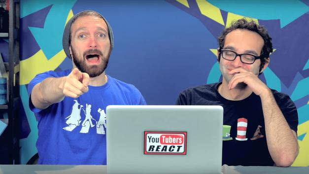 reaction video fine bros