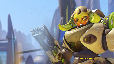 Orisa is 'Overwatch's' Newest Hero - Now Updated with Release Date