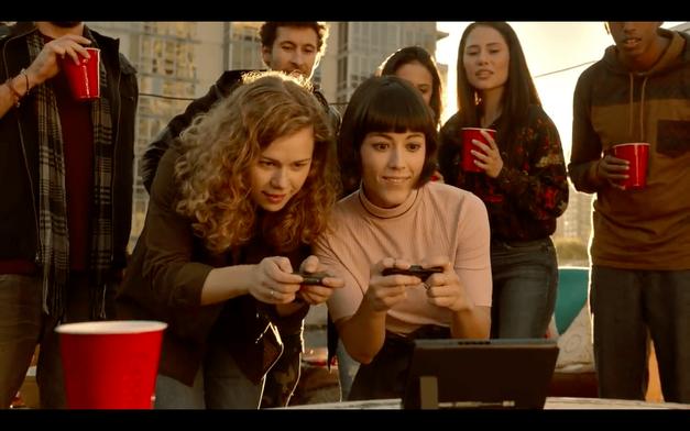 Nintendo Switch Mario Game