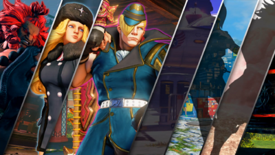 'Street Fighter V' Adds Ed As New DLC Character