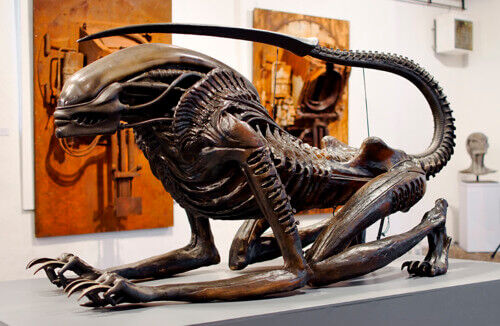 alien 3 creature giger