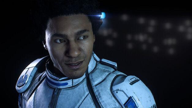Mass Effect Andromeda, Liam