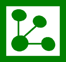 Cadre currency social network green