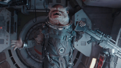 'Rogue One' Creature Effects Featurette