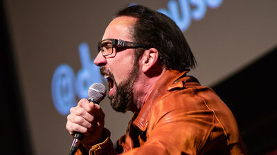 Watch Nic Cage Read 'The Tell-Tale Heart' at a Nic Cage Film Festival