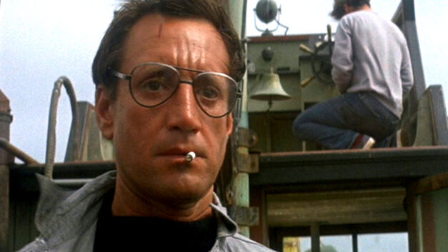 Jaws (1975) Roy Scheider Credit: Universal Pictures/Courtesy Neal Peters Collection