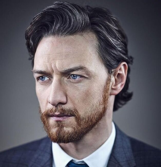 james mcavoy dumbledore actors