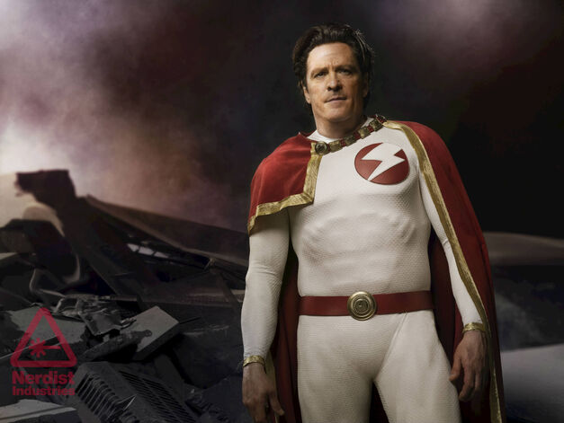 Powers Season 2 Michael Madsen Supershock