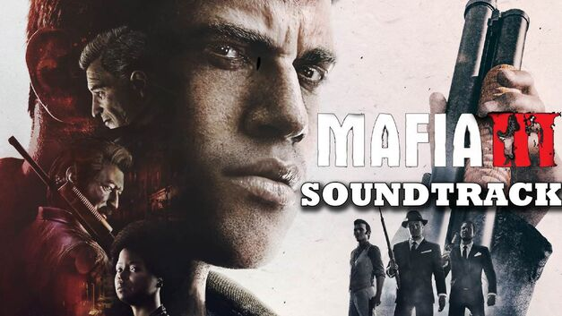 Mafia III soundtrack cover