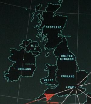 9x05 United Kingdom Map