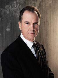 President Charles Logan