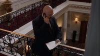 Russian diplomat interior