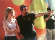 24 Jon Cassar Directs Mary Lynn 2